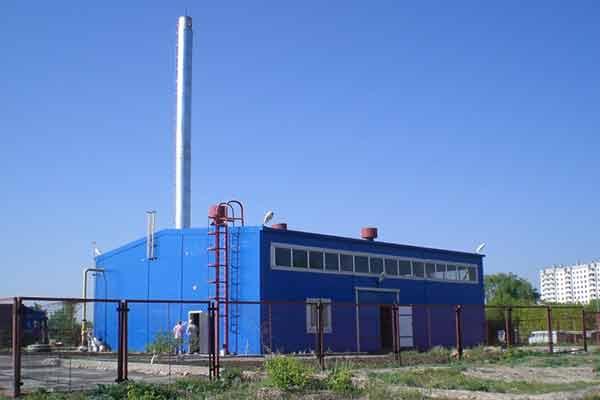 строительство промышленных котельных
